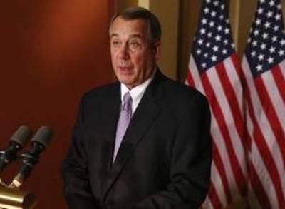 News video: Boehner Slams Obama On Immigration