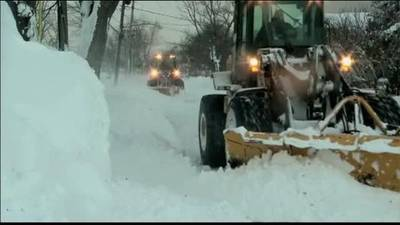 News video: Buffalo Snow